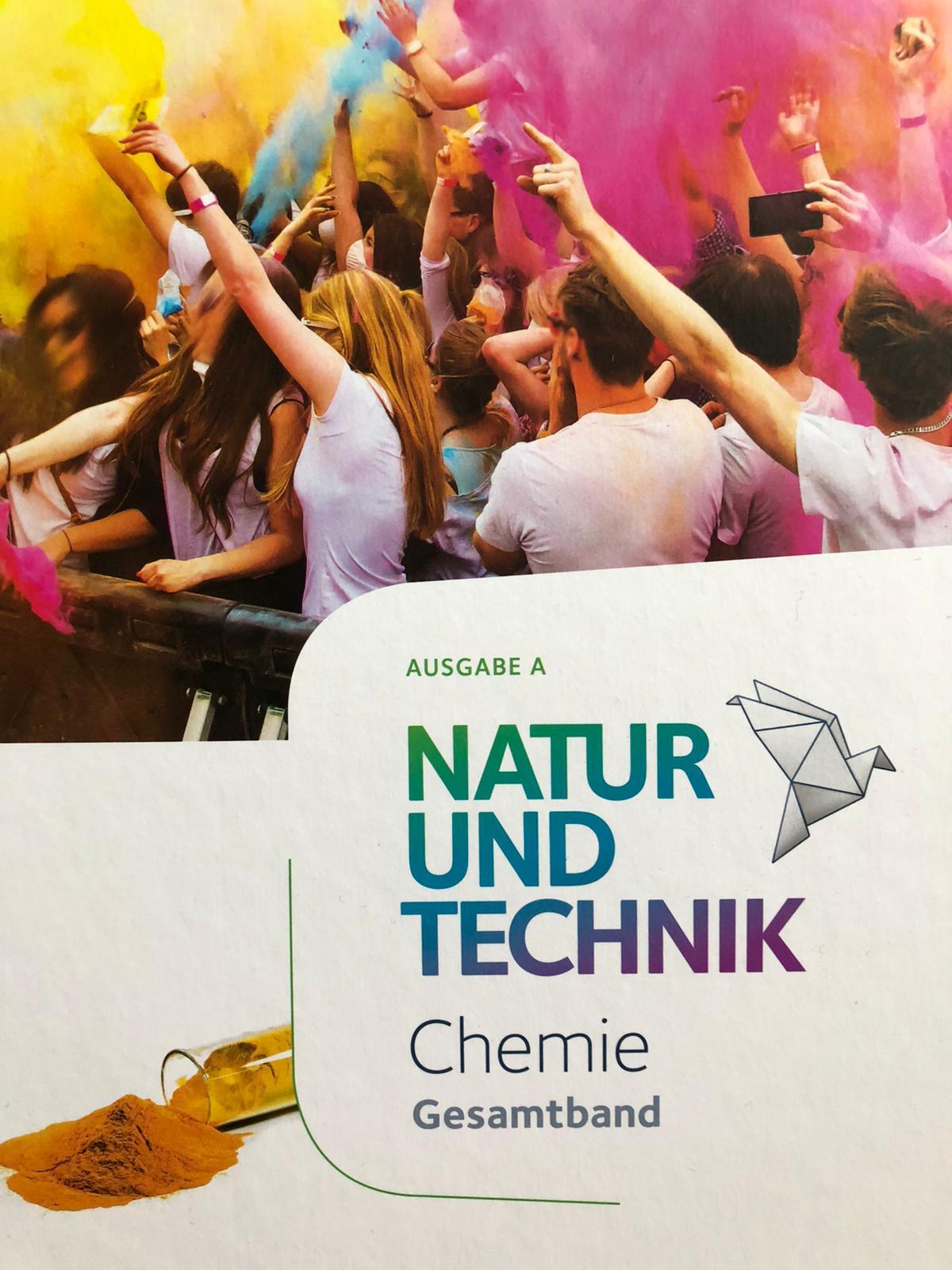 8b Chemie 2020/21